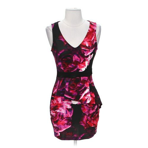 Body Central Floral Dress in size S at up to 95% Off - Swap.com