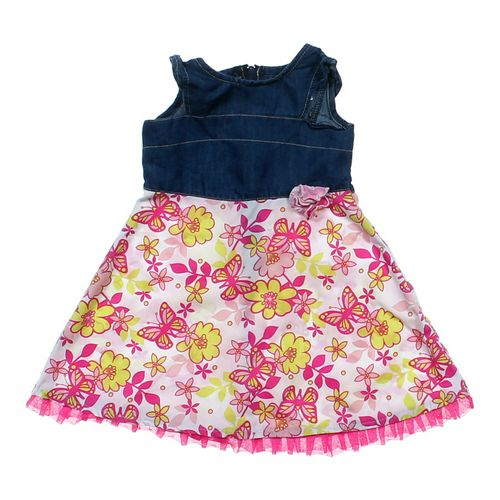 Floral Dress in size 2/2T at up to 95% Off - Swap.com