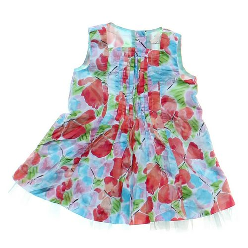 Crazy 8 Floral Dress in size 12 mo at up to 95% Off - Swap.com