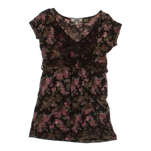 L.E.I. Floral Dress in size JR 3 at up to 95% Off - Swap.com