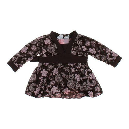 Miniwear Floral Dress in size 3 mo at up to 95% Off - Swap.com