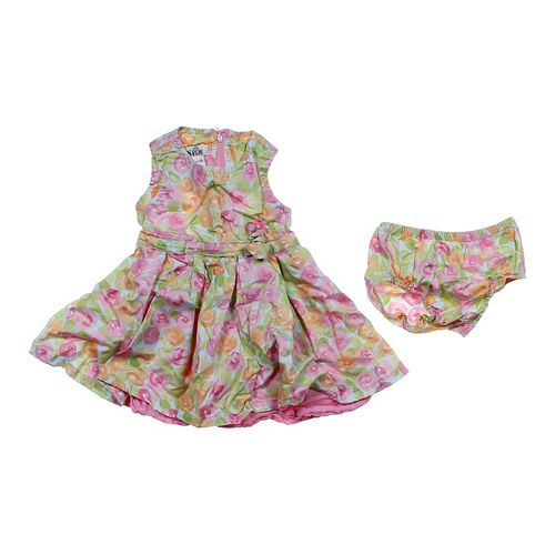 N Kids Floral Dress in size 18 mo at up to 95% Off - Swap.com