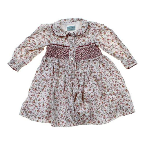 Papo De Ajjo Floral Dress in size 18 mo at up to 95% Off - Swap.com