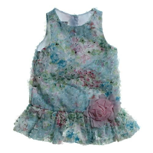 Pippa & Julie Floral Dress in size 2/2T at up to 95% Off - Swap.com