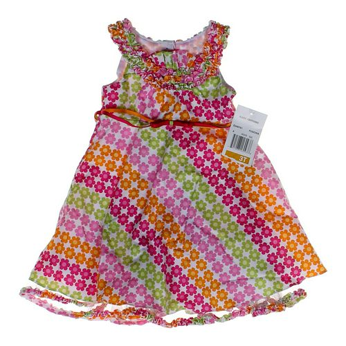 Rare Editions Floral Dress in size 3/3T at up to 95% Off - Swap.com