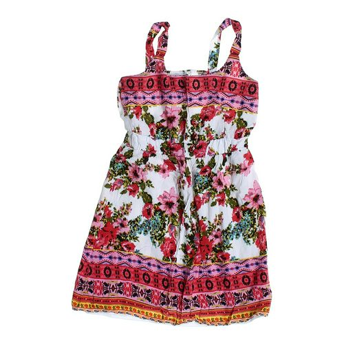 rue21 Floral Dress in size JR 3 at up to 95% Off - Swap.com