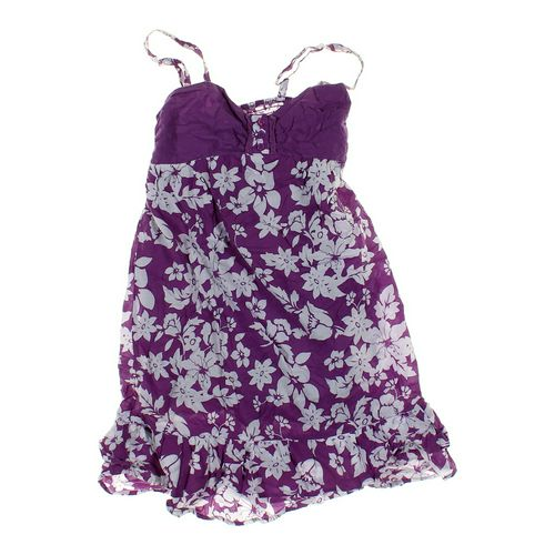 SO Floral Dress in size JR 3 at up to 95% Off - Swap.com