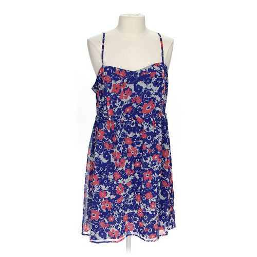 Forever 21 Floral Dress in size 1X at up to 95% Off - Swap.com