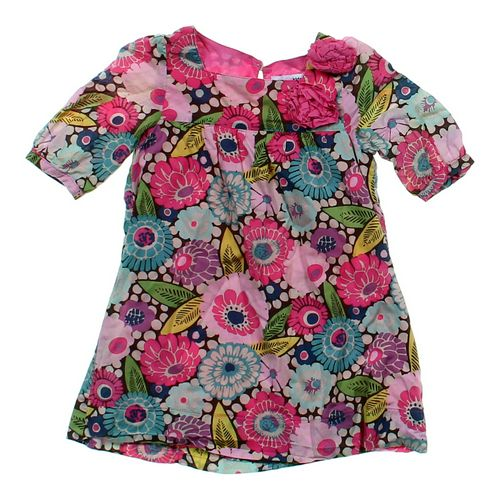 Genuine Kids from OshKosh Floral Dress in size 3/3T at up to 95% Off - Swap.com