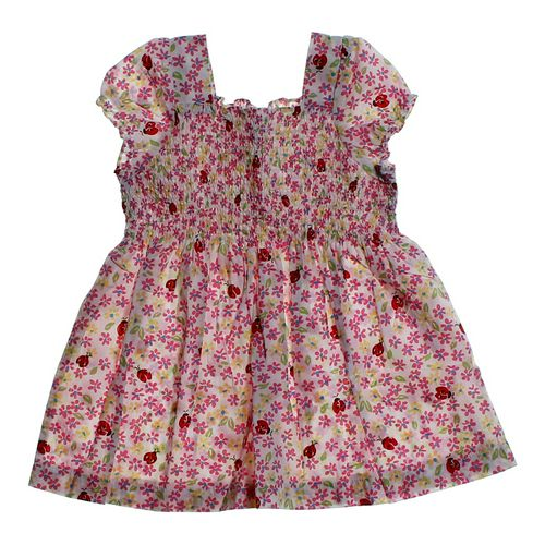 OshKosh B'gosh Floral Dress in size 12 mo at up to 95% Off - Swap.com
