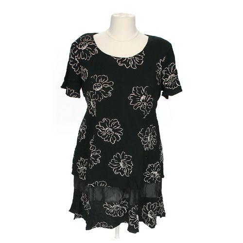 S.L. Fashions Floral Dress in size 20 at up to 95% Off - Swap.com
