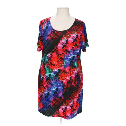 Triste Floral Dress in size 1X at up to 95% Off - Swap.com