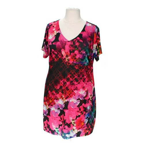 Triste Floral Dress in size 2X at up to 95% Off - Swap.com
