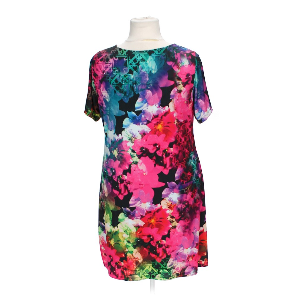 f1673ed8b44 ... Triste Floral Dress in size 2X at up to 95% Off - Swap.com