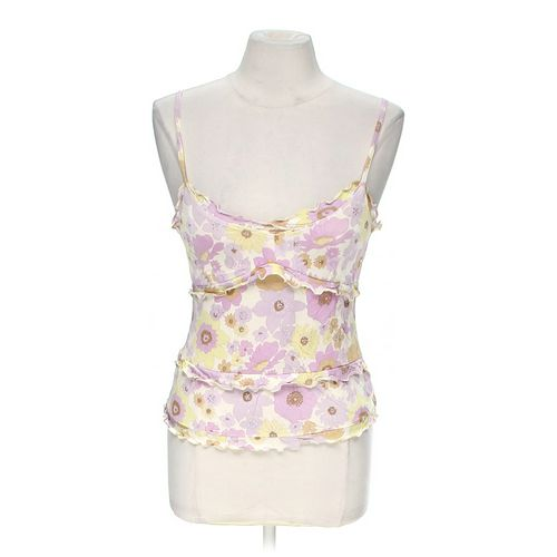 Banana Republic Floral Embellished Tank Top in size M at up to 95% Off - Swap.com