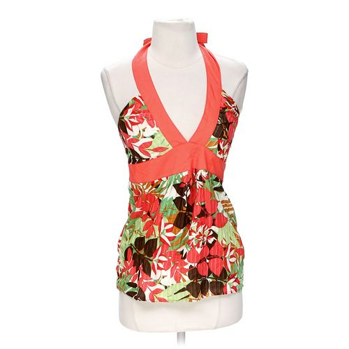 Hurley Floral Halter Top in size XS at up to 95% Off - Swap.com