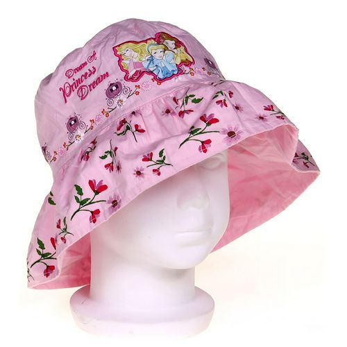 Disney Floral Hat in size One Size at up to 95% Off - Swap.com