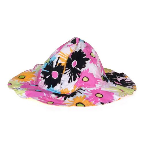 Flap Happy Floral Hat in size One Size at up to 95% Off - Swap.com