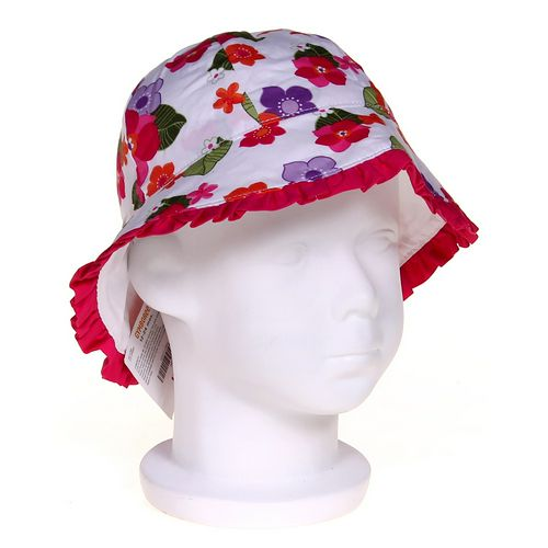 Gymboree Floral Hat in size 12 mo at up to 95% Off - Swap.com