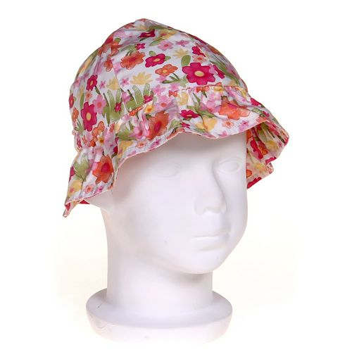 Gymboree Floral Hat in size 6 mo at up to 95% Off - Swap.com