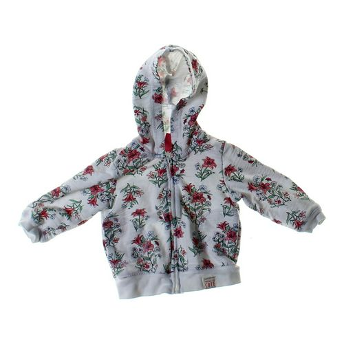 Carter's Floral Hoodie in size 6 mo at up to 95% Off - Swap.com