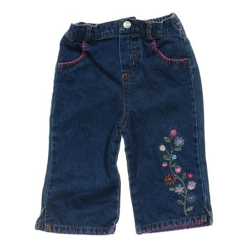 Starting Out Floral Jeans in size 24 mo at up to 95% Off - Swap.com