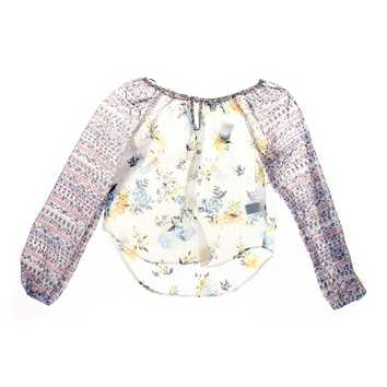 Floral Layering Shirt for Sale on Swap.com