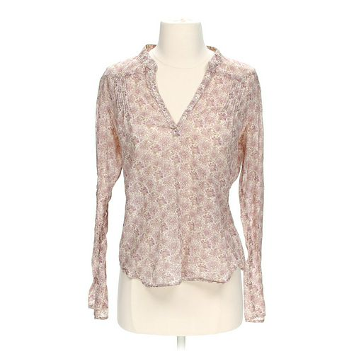 J.Crew Floral Long Sleeve in size S at up to 95% Off - Swap.com