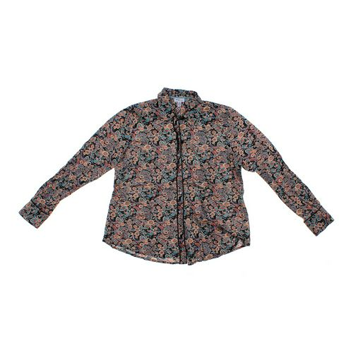 Mimi Maternity Floral Maternity Shirt in size S (4-6) at up to 95% Off - Swap.com
