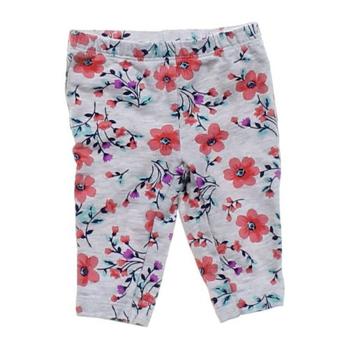 Carter's Floral Pants in size 3 mo at up to 95% Off - Swap.com