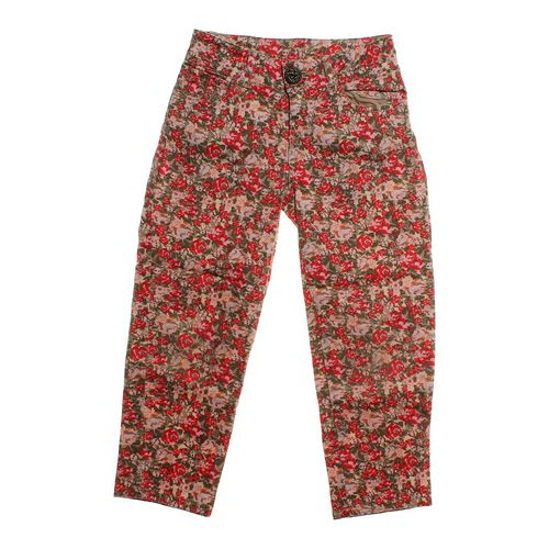 D-Signed Floral Pants in size 4/4T at up to 95% Off - Swap.com