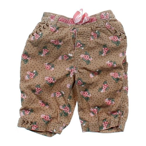 Genuine Kids from OshKosh Floral Pants in size 3 mo at up to 95% Off - Swap.com