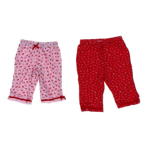 Okie Dokie Floral Pants Set in size 3 mo at up to 95% Off - Swap.com