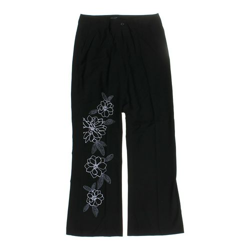 Karen Kane Floral Print Dress Pants in size 12 at up to 95% Off - Swap.com