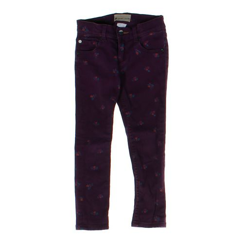 Roxy Floral Print Skinny Jeans in size 5/5T at up to 95% Off - Swap.com
