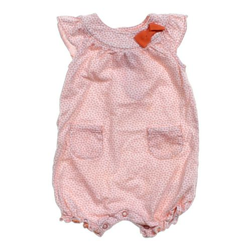 Carter's Floral Romper in size 6 mo at up to 95% Off - Swap.com