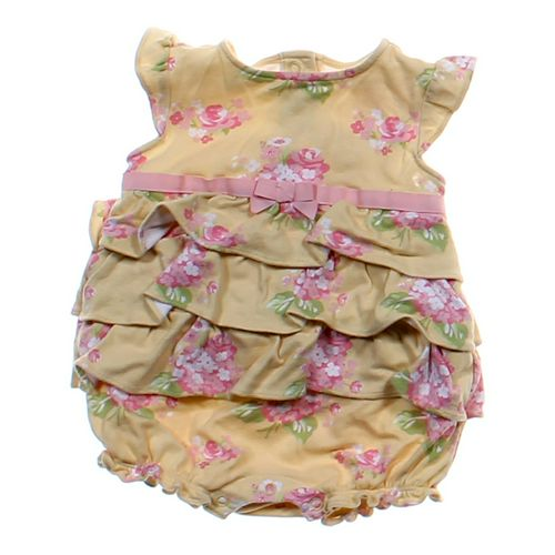Gymboree Floral Romper in size 6 mo at up to 95% Off - Swap.com