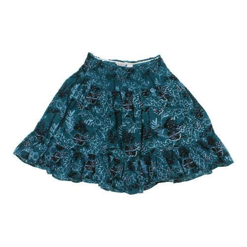 Derek Heart Floral Ruffed Skirt in size JR 11 at up to 95% Off - Swap.com