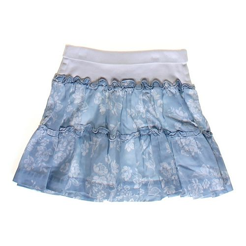 Arc-en-ciel Floral Ruffled Skirt in size 4/4T at up to 95% Off - Swap.com