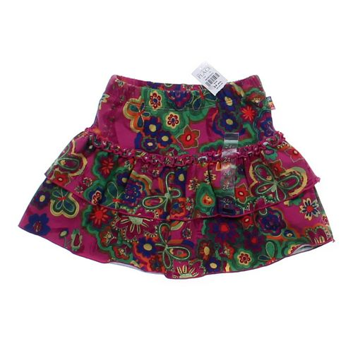 The Children's Place Floral Ruffled Skort in size 24 mo at up to 95% Off - Swap.com