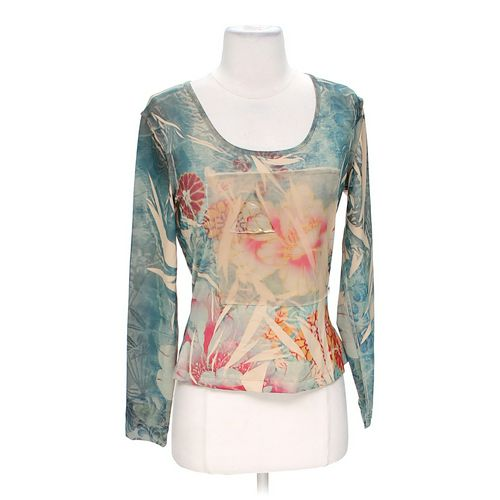 Amour Floral Shirt in size S at up to 95% Off - Swap.com