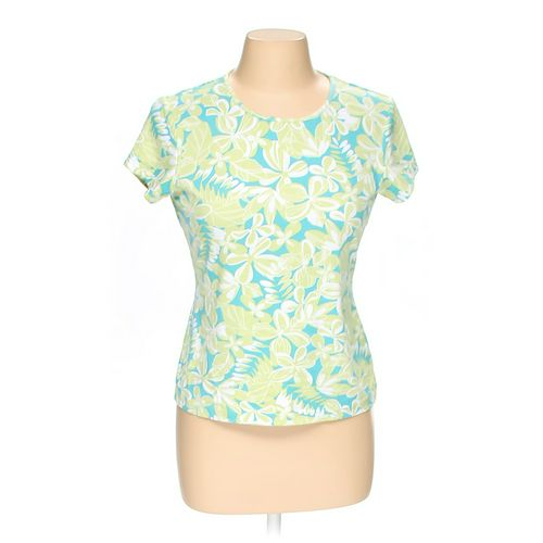Apostrophe Floral Shirt in size M at up to 95% Off - Swap.com