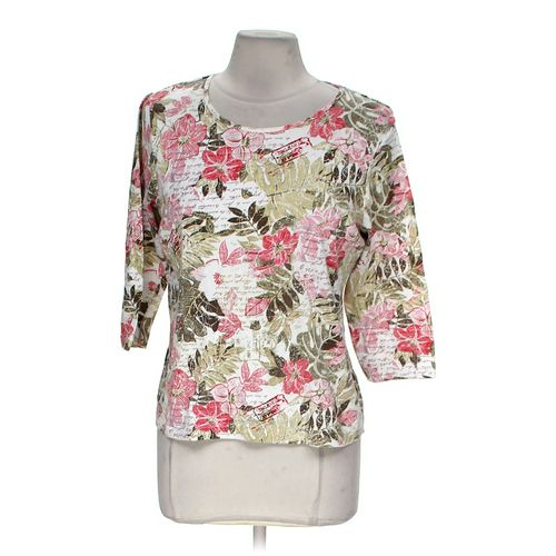 Baxter & Wells Floral Shirt in size L at up to 95% Off - Swap.com