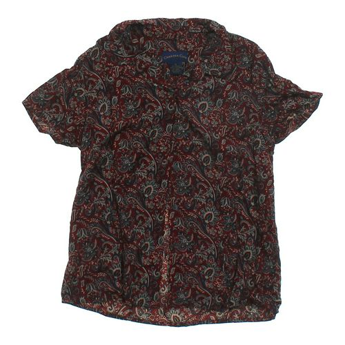 Charter Club Floral Shirt in size 4 at up to 95% Off - Swap.com
