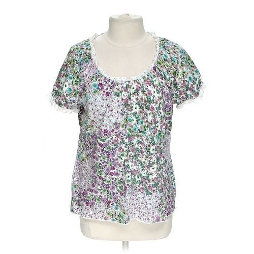 Caribbean Joe Floral Shirt in size XL at up to 95% Off - Swap.com