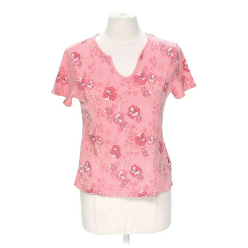 Croft & Barrow Floral Shirt in size S at up to 95% Off - Swap.com