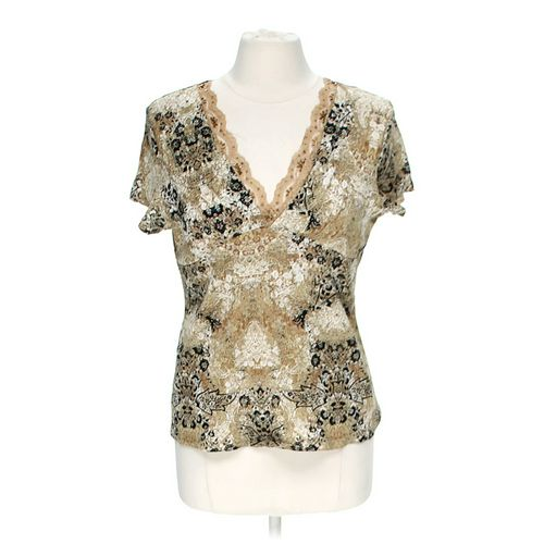 emma&james Floral Shirt in size L at up to 95% Off - Swap.com