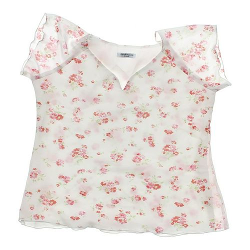 Casual Elegance Floral Shirt in size JR 13 at up to 95% Off - Swap.com