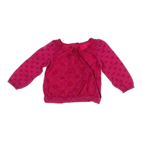 Cherokee Floral Shirt in size 18 mo at up to 95% Off - Swap.com