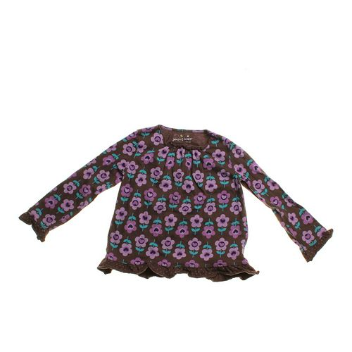 Jumping Beans Floral Shirt in size 6 at up to 95% Off - Swap.com
